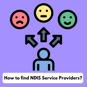 How to find NDIS service providers?